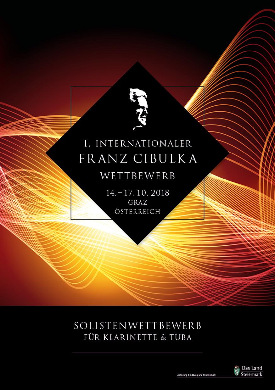 1 Internationaler Franz Cibulka Wettbewerb 2018