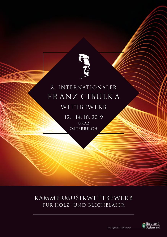 2 Internationaler Franz Cibulka Wettbewerb 2019 Titelblatt