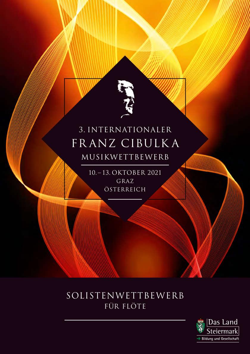 Franz Cibulka Wettbewerb 2021